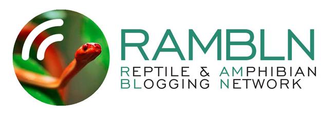 Reptile and Amphibian Blogging Network (RAmBlN) logo